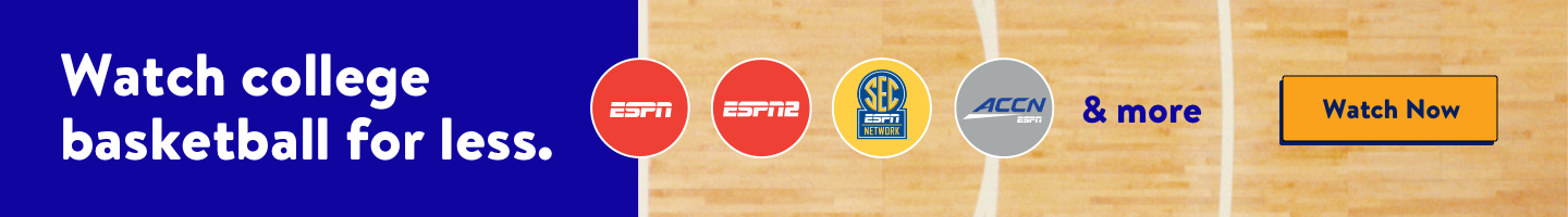 Watch college basketball for less with SLING