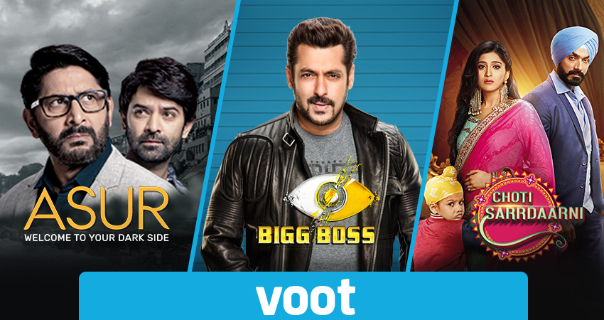 Promo images for 'Asur', 'Bigg Boss' and 'Choti Sarrdaarni'
