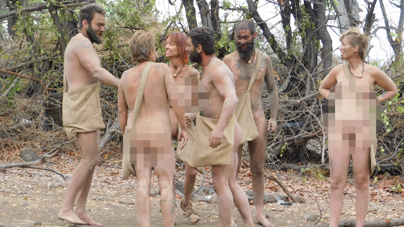 The cast of Naked and Afraid XL