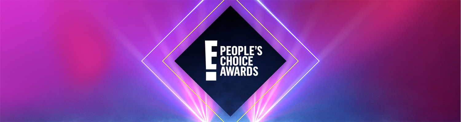 The logo for the 2020 People's Choice Awards