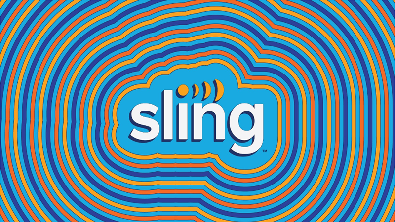 Sling Logo Splash