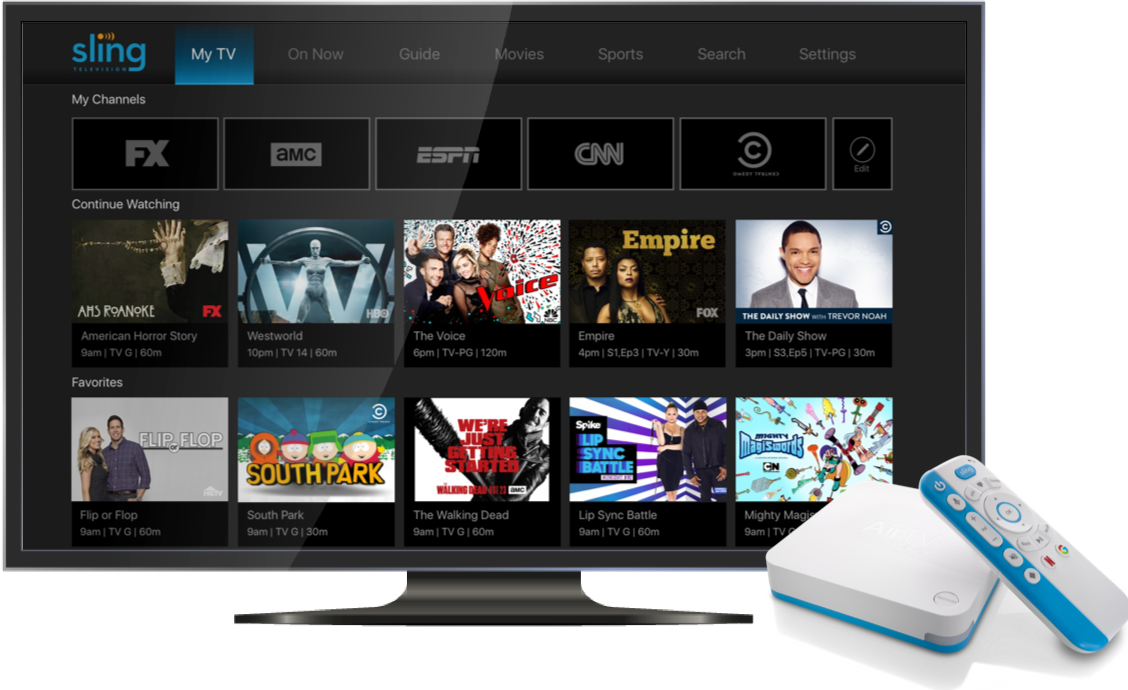 Comcast X1 Voice Remote powered by QuickSet Cloud